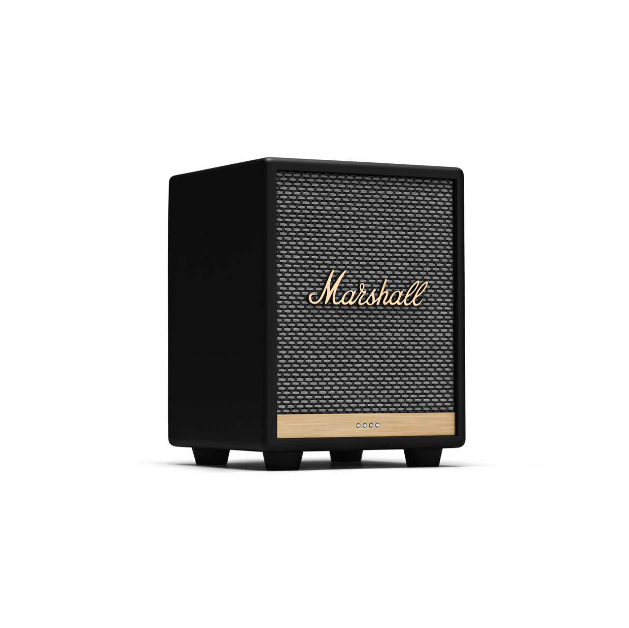 MARSHALL UXBRIDGE VOICE WITH THE GOOGLE ASSISTANT SPEAKER - BLACK