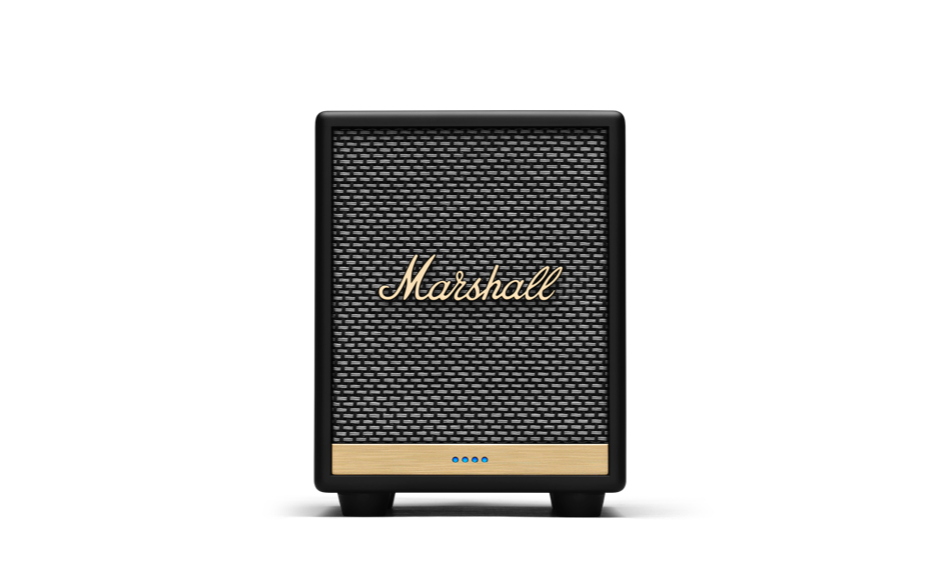 Marshall Uxbridge Alexa Voice Bluetooth Smart Speaker