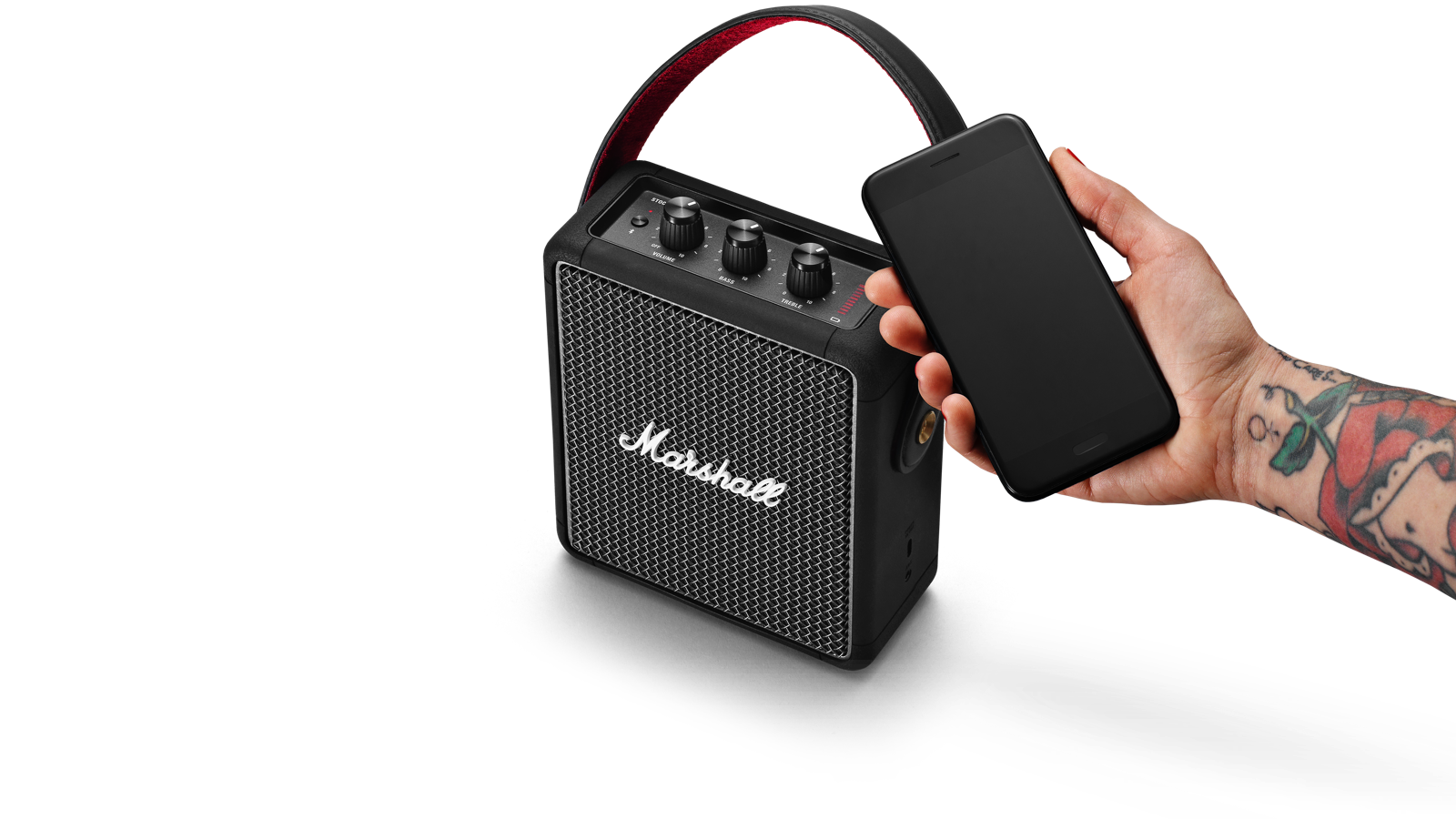 Stockwell II - Small but mighty portable speaker | Marshall