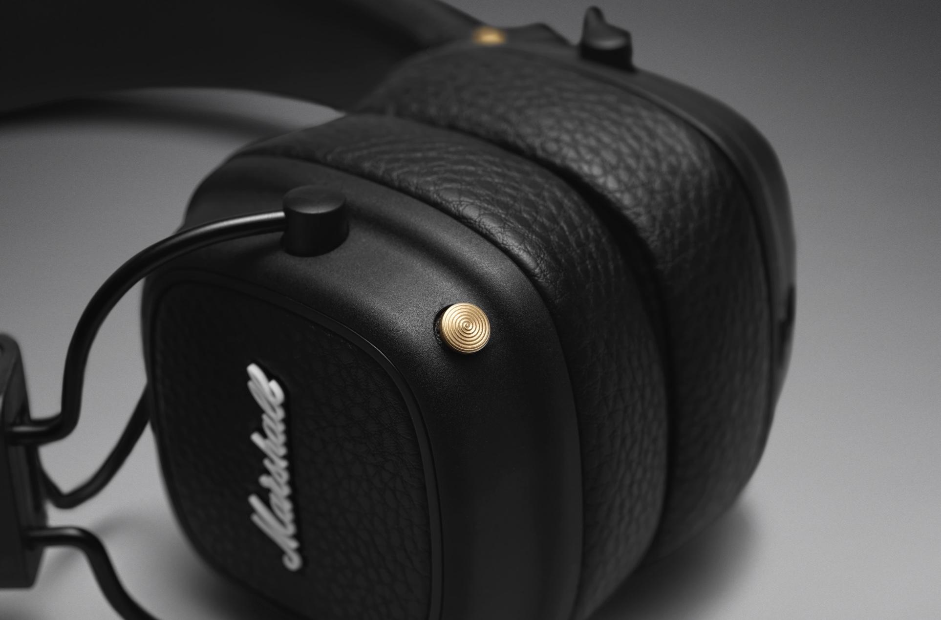 Major III Bluetooth - Wireless Headphones | Marshall