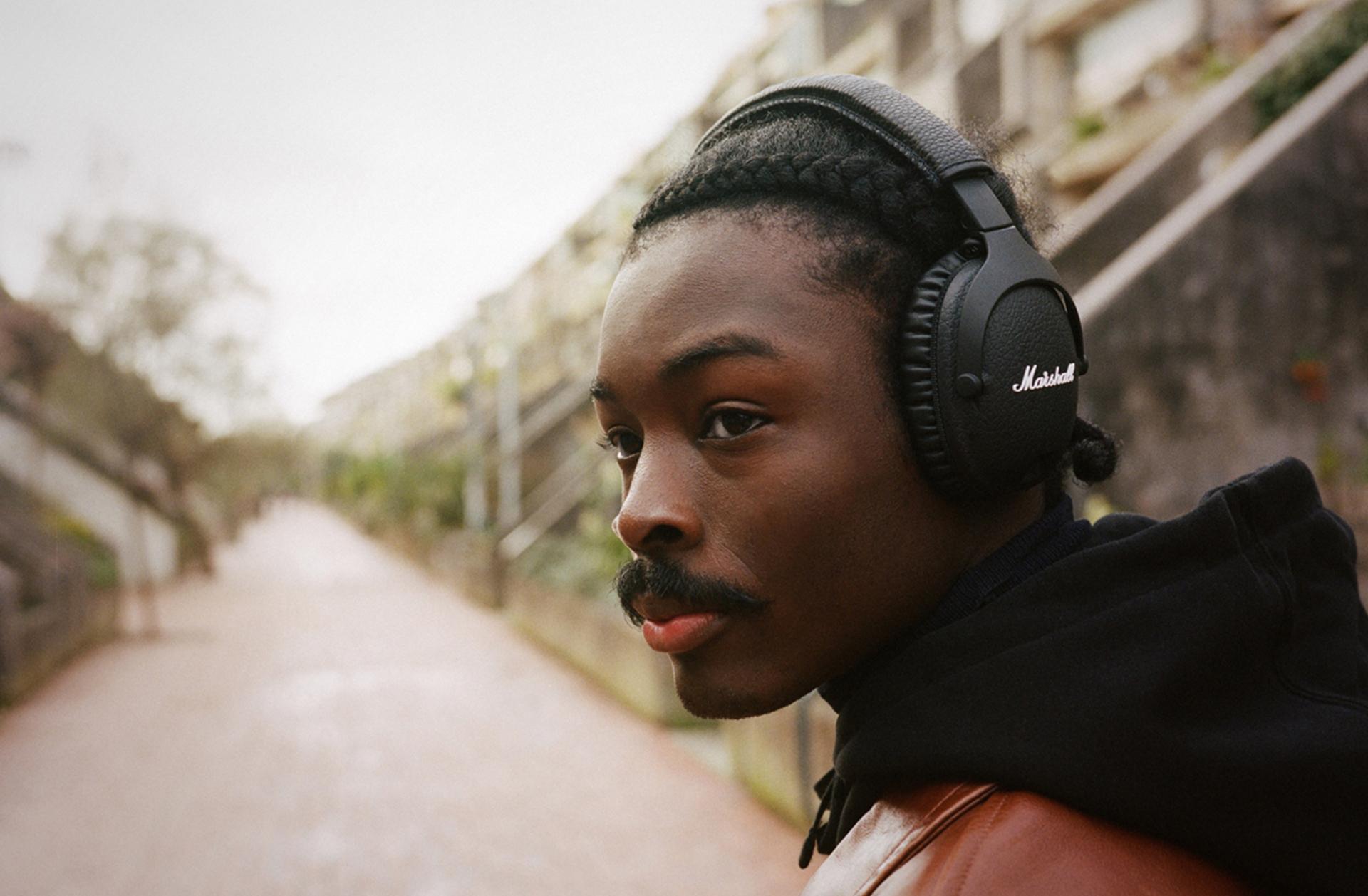 Buy Marshall Monitor II A.N.C Wireless Headphones  Marshall