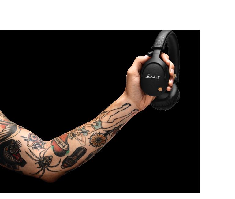 Monitor Bluetooth Wireless Headphones   Marshall