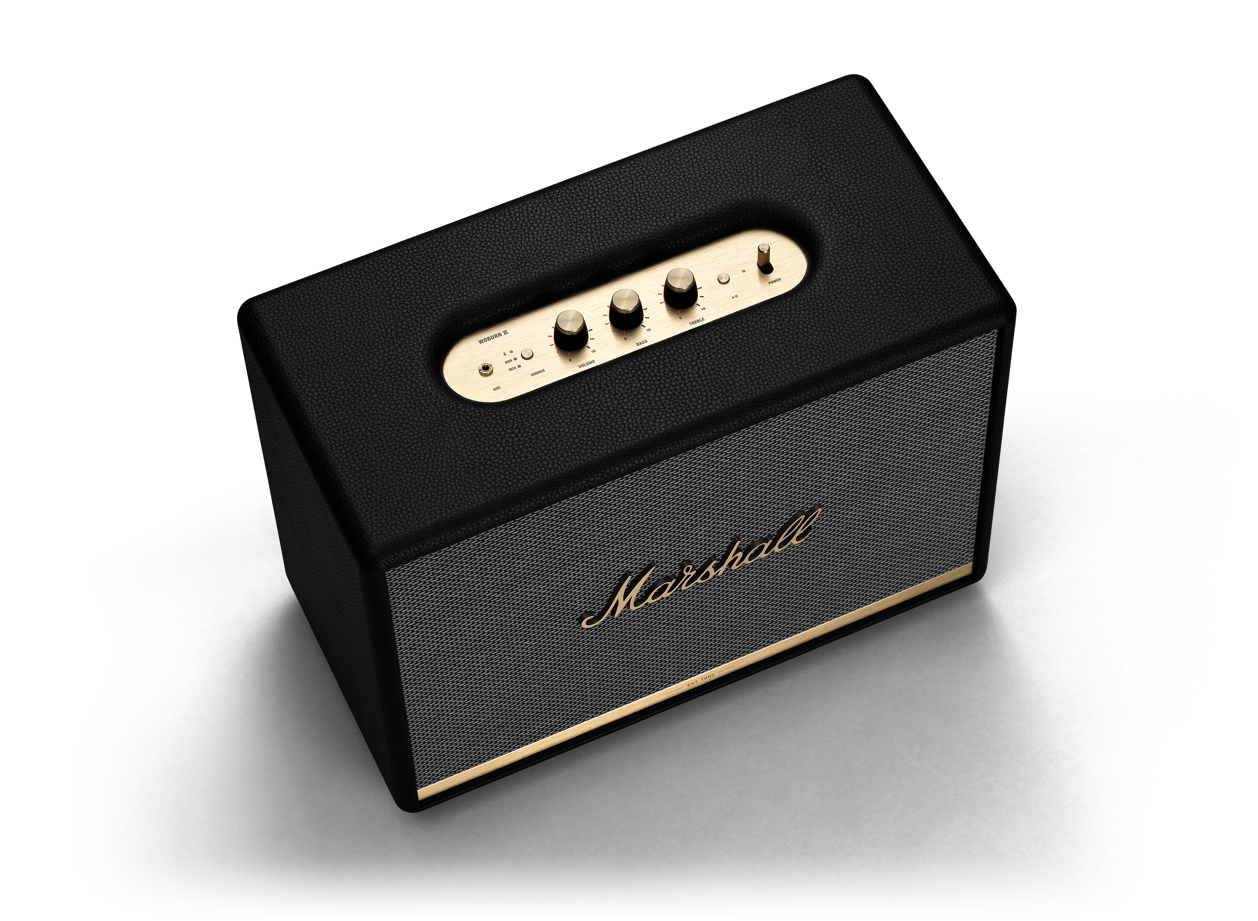WOBURN II BLUETOOTH BLACK Black