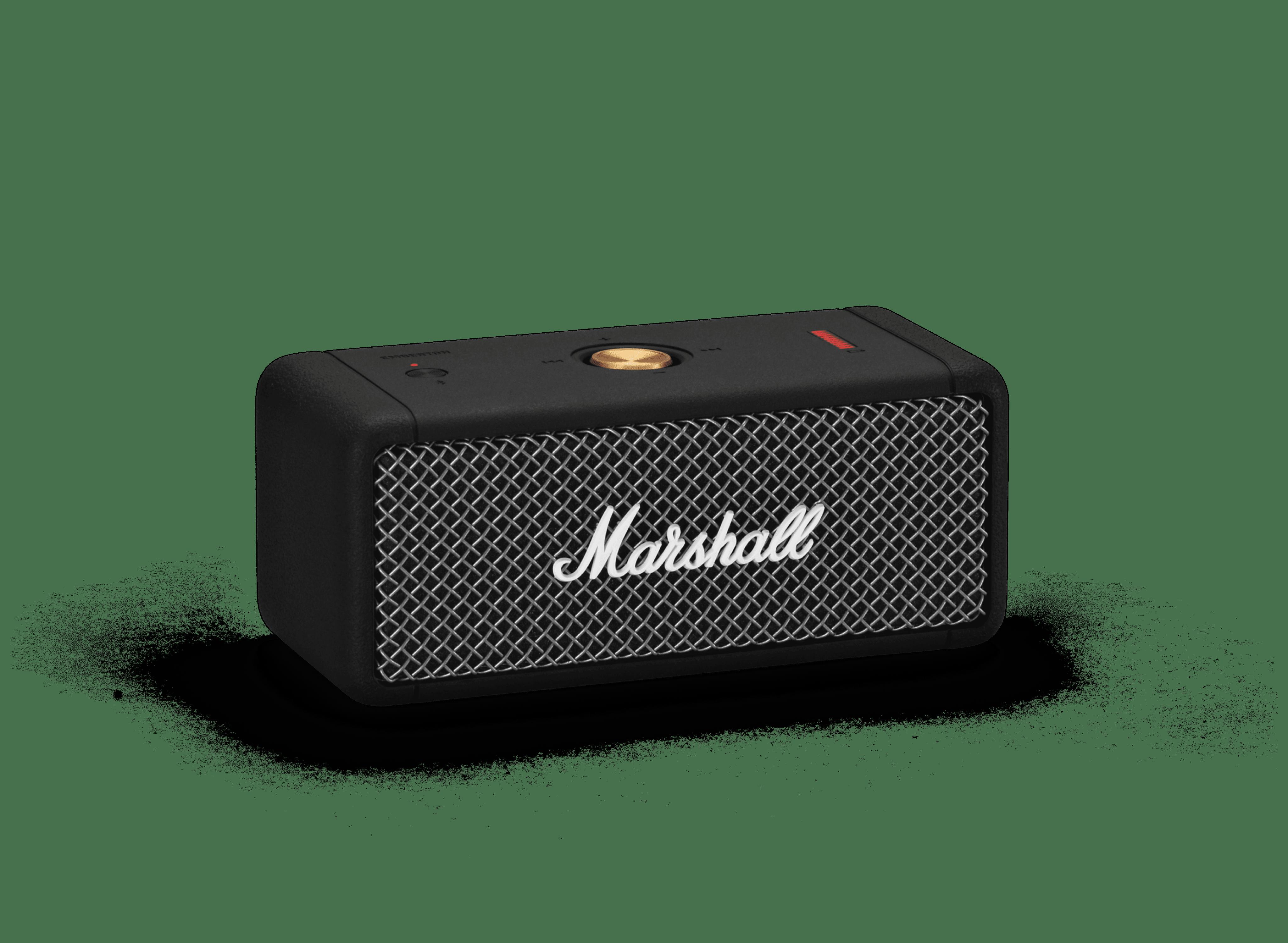 Marshall Emberton Portable Bluetooth speaker |Black