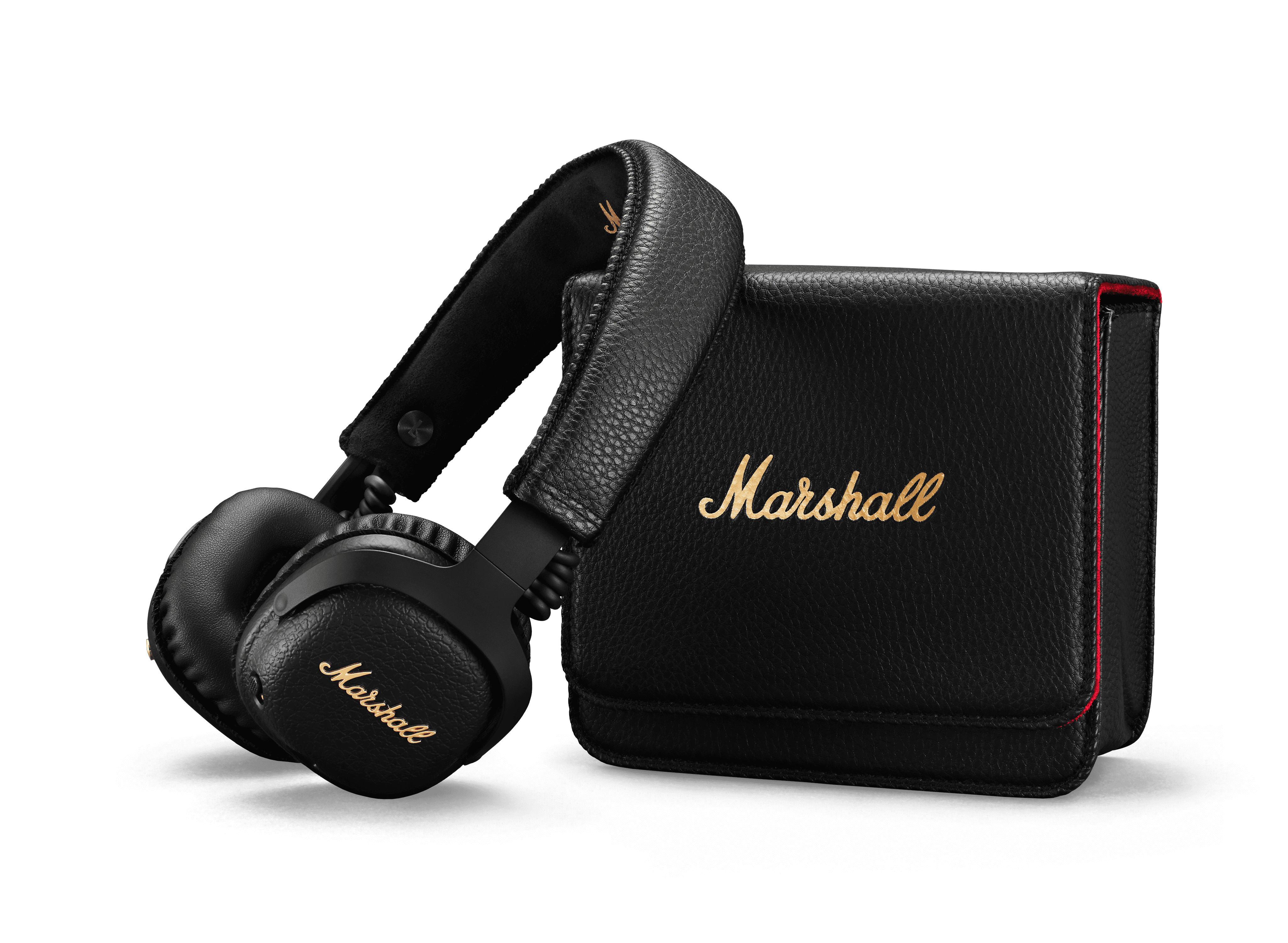 Mid Anc Active Noise Cancelling Headphones Marshall