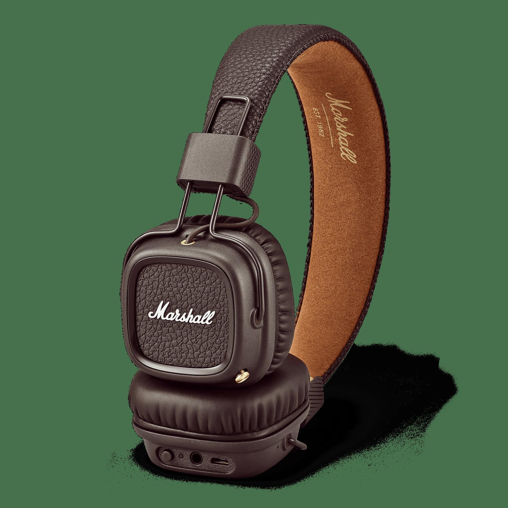 Major II Bluetooth - Wireless Headphones | Marshall